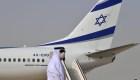 Un vuelo para normalizar relaciones en Medio Oriente