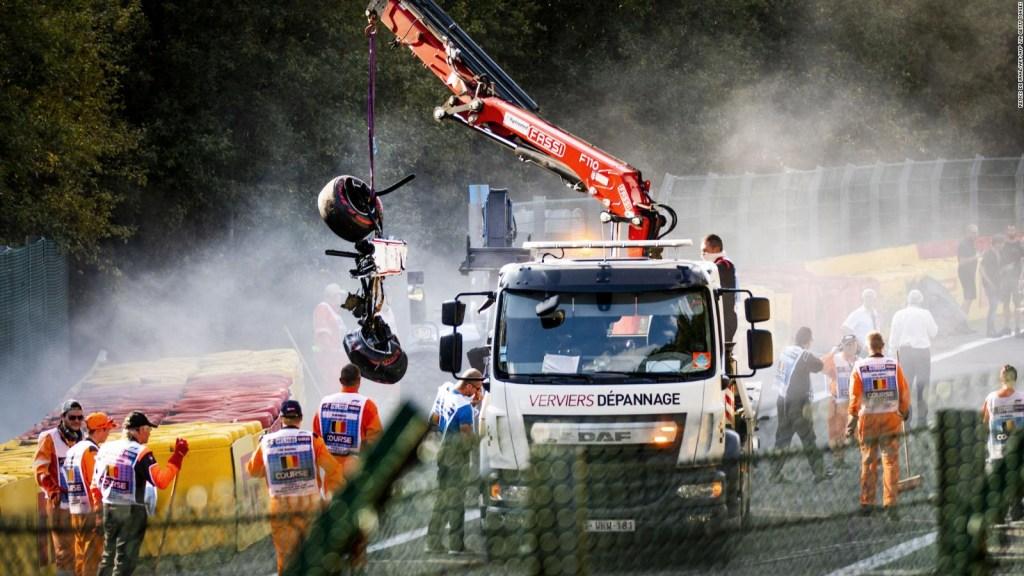 Piloto de Fórmula 2 vuelve a la pista donde casi muere
