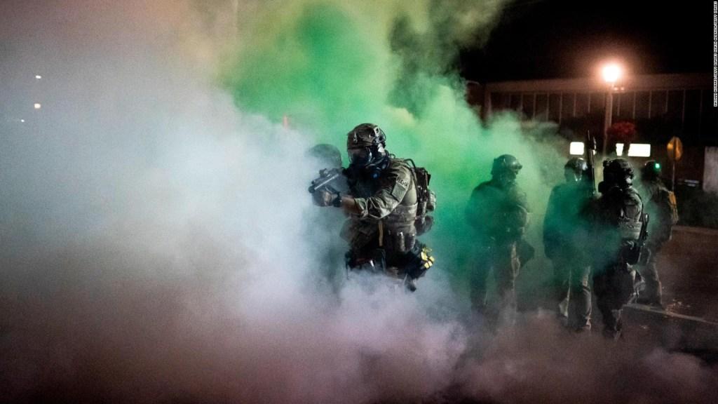 Alcalde de Portland: Trump fomenta la violencia