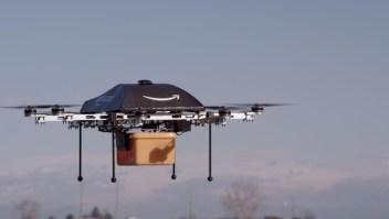 Amazon ya tiene certificación para entregas con drones