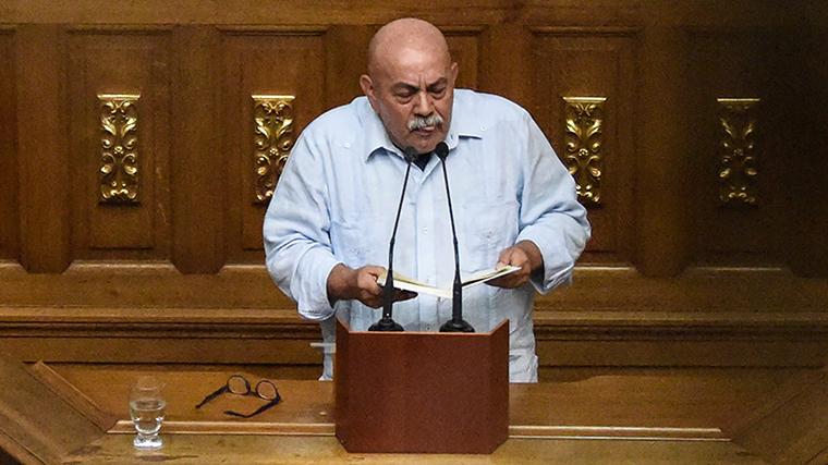 Muere Darío Vivas, funcionario del gobierno de Maduro, tras padecer covid-19
