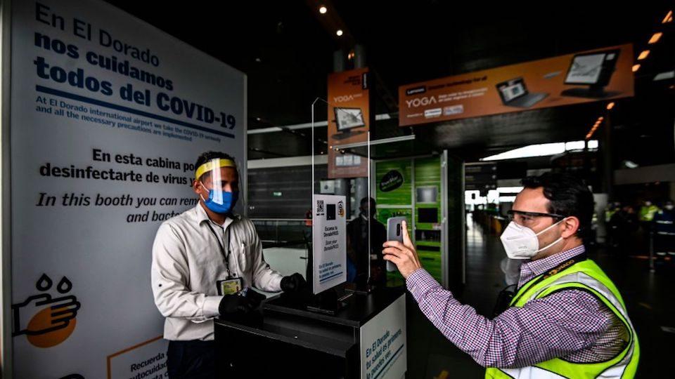 Bogotá anuncia plan piloto de vuelos nacionales en el aeropuerto El Dorado