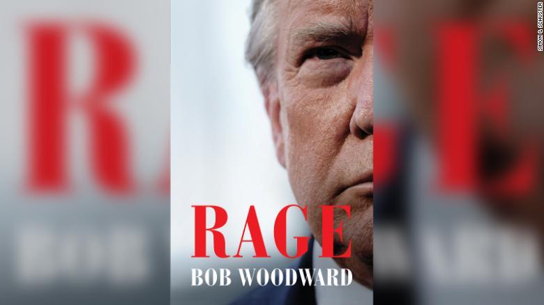 Rage, nuevo libro sobre Trump