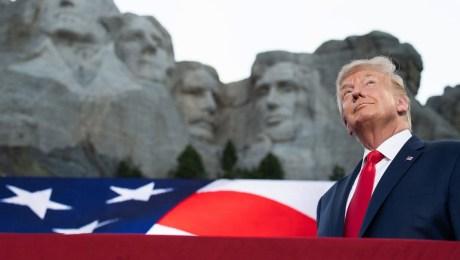 CNN Trump Rushmore