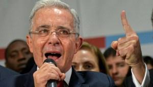 Expresidente de Colombia Álvaro Uribe