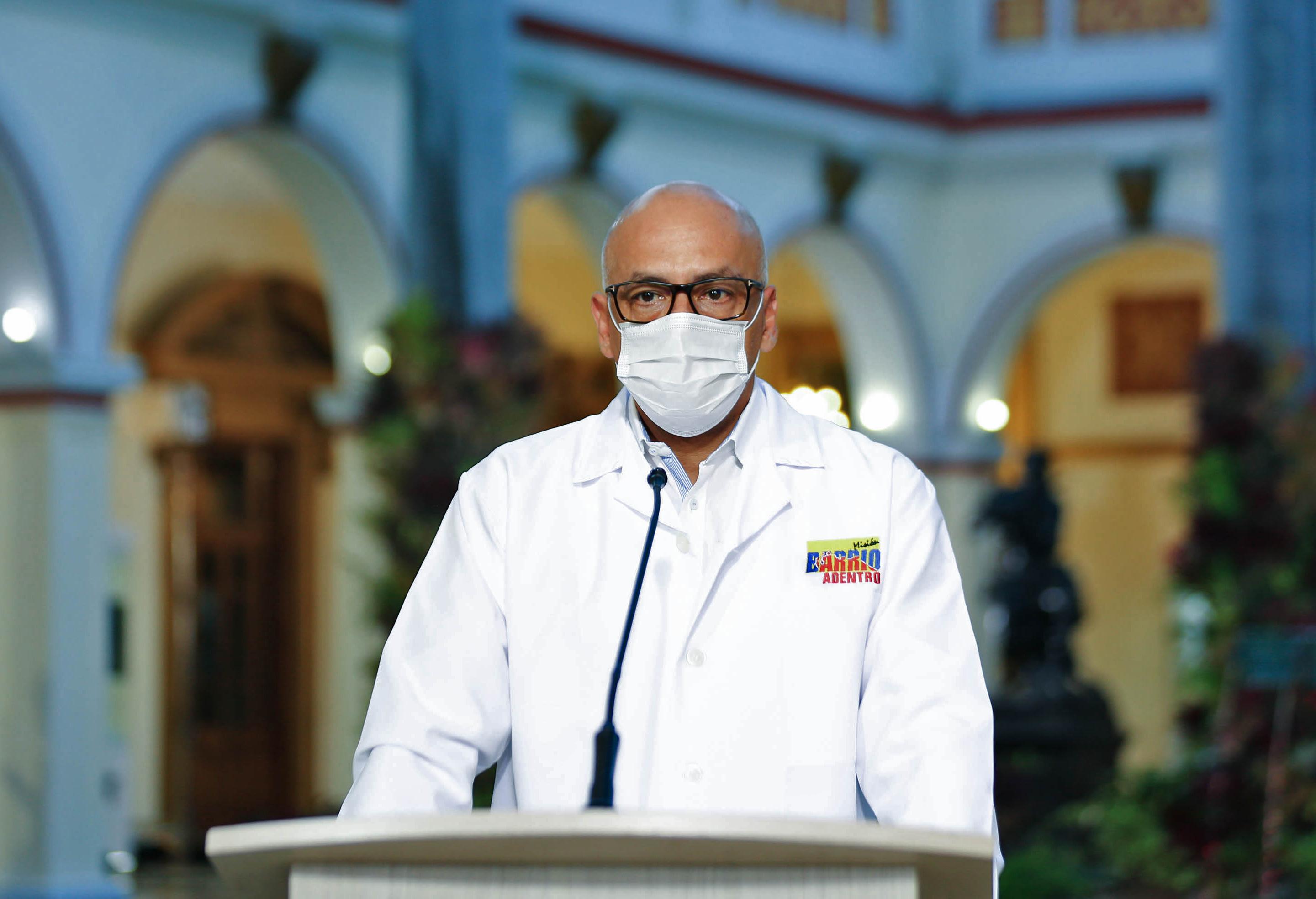 Venezuela-ministro-coronavirus