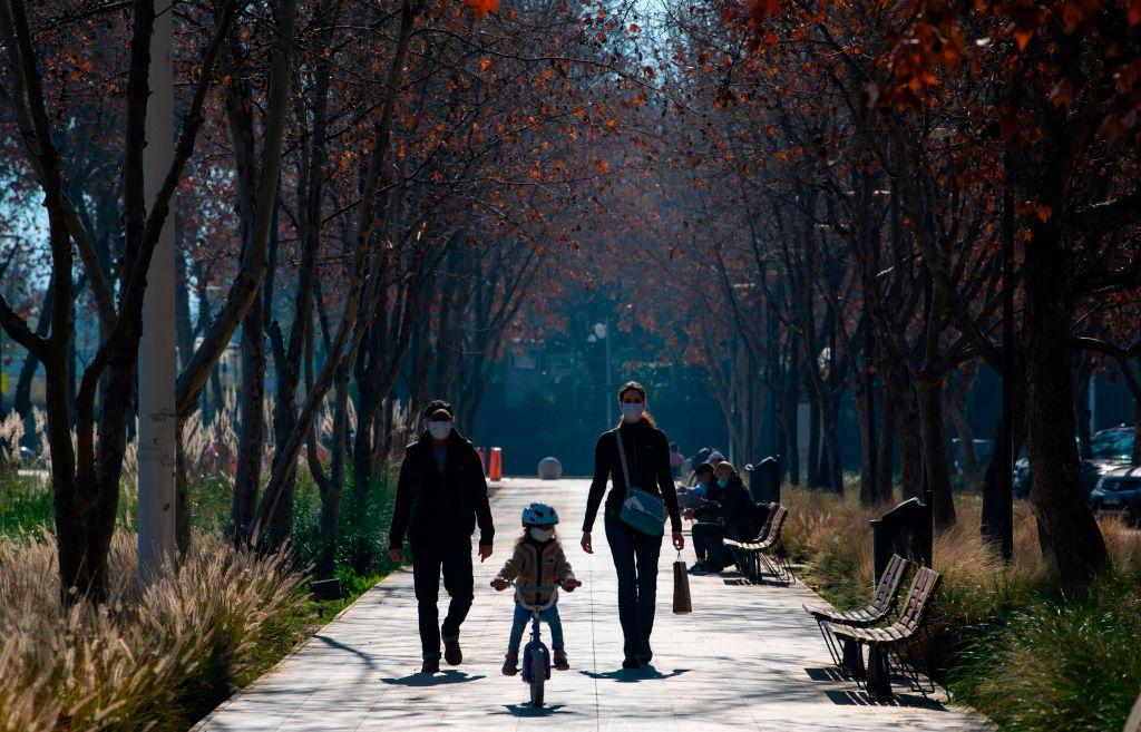Coronavirus Chile muertos cifra positividad noticias