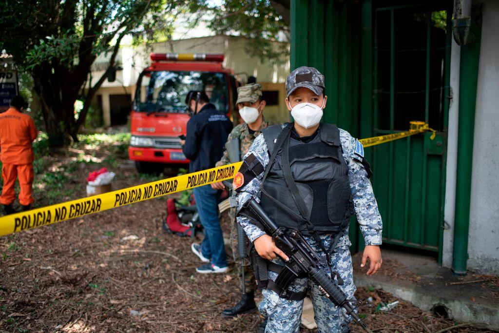 Iglesia católica de El Salvador condena asesinato de sacerdote