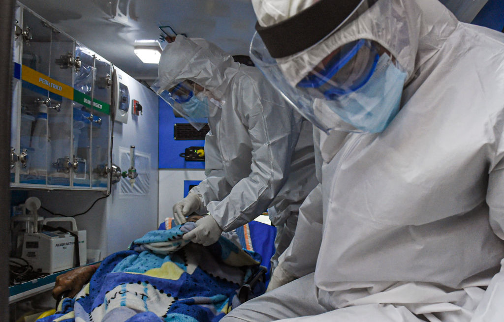 Coronavirus colombia casos latinoamérica caribe