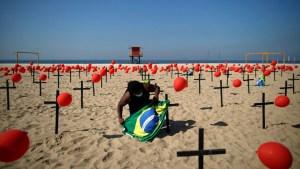 Así comienza la semana del 10 de agosto en los países más golpeados por el covid en América Latina