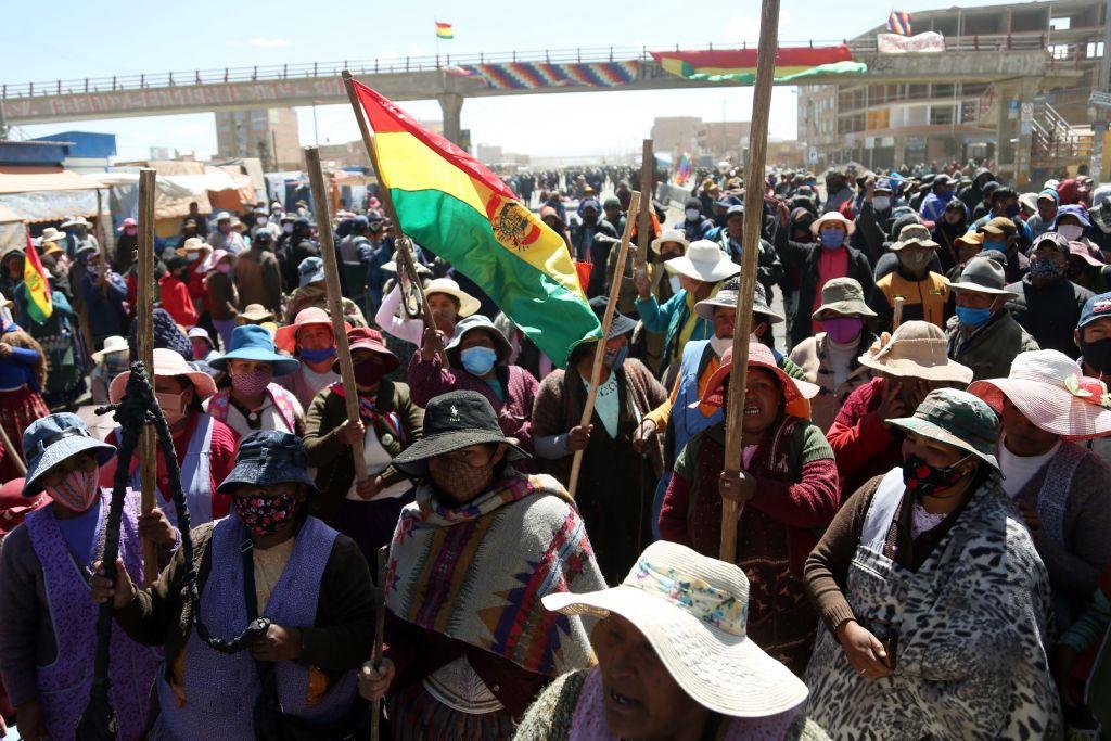 Aprueban proyecto de ley que fija el 18 de octubre como plazo máximo para elecciones en Bolivia