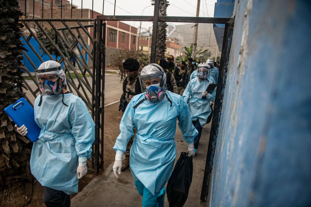 Coronavirus en Latinoamérica: así comienza la semana del 24 de agosto en los países más afectados de la región