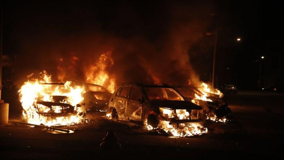 Protestas en Kenosha tras tiroteo policial Jacob Blake