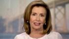 Nancy Pelosi en la Convención Nacional Demócrata