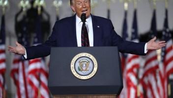 Trump en la Convención Republicana
