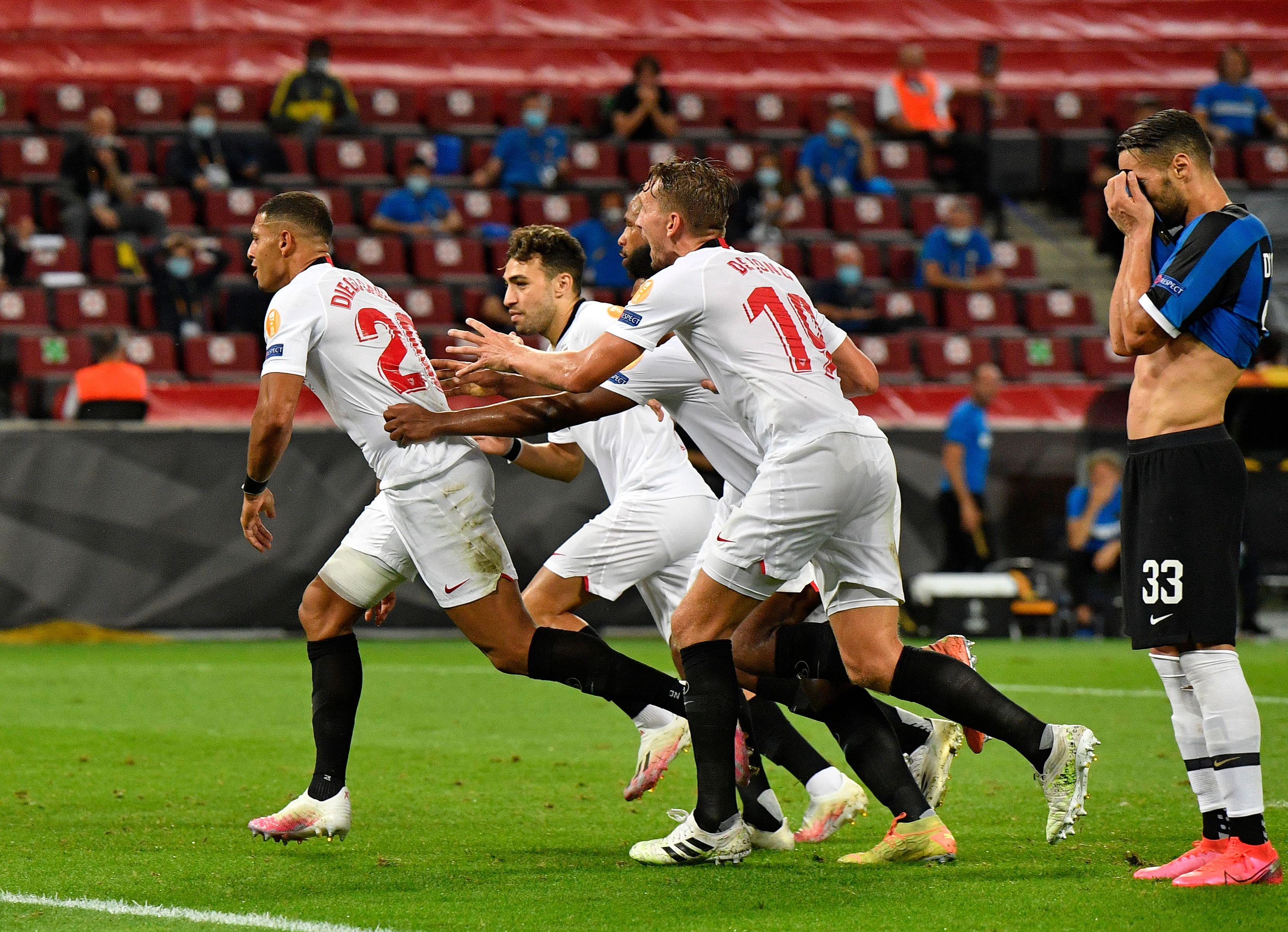 Sevilla, hexacampeón de la Europa League: venció 3-2 al Inter – CNN