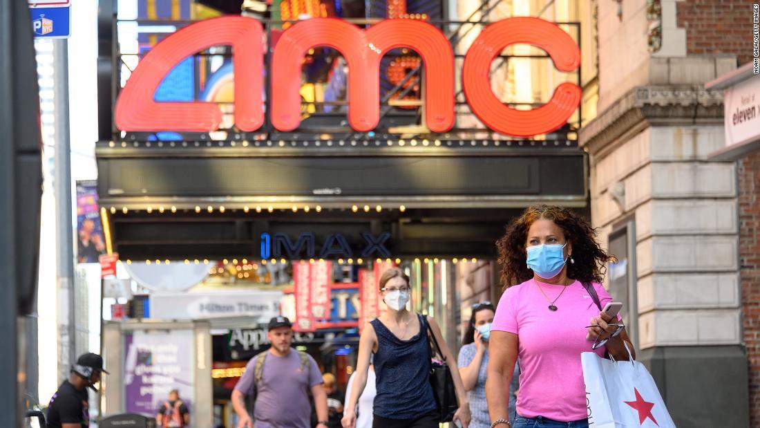AMC reabrirá cines la próxima semana con entradas a 15 centavos