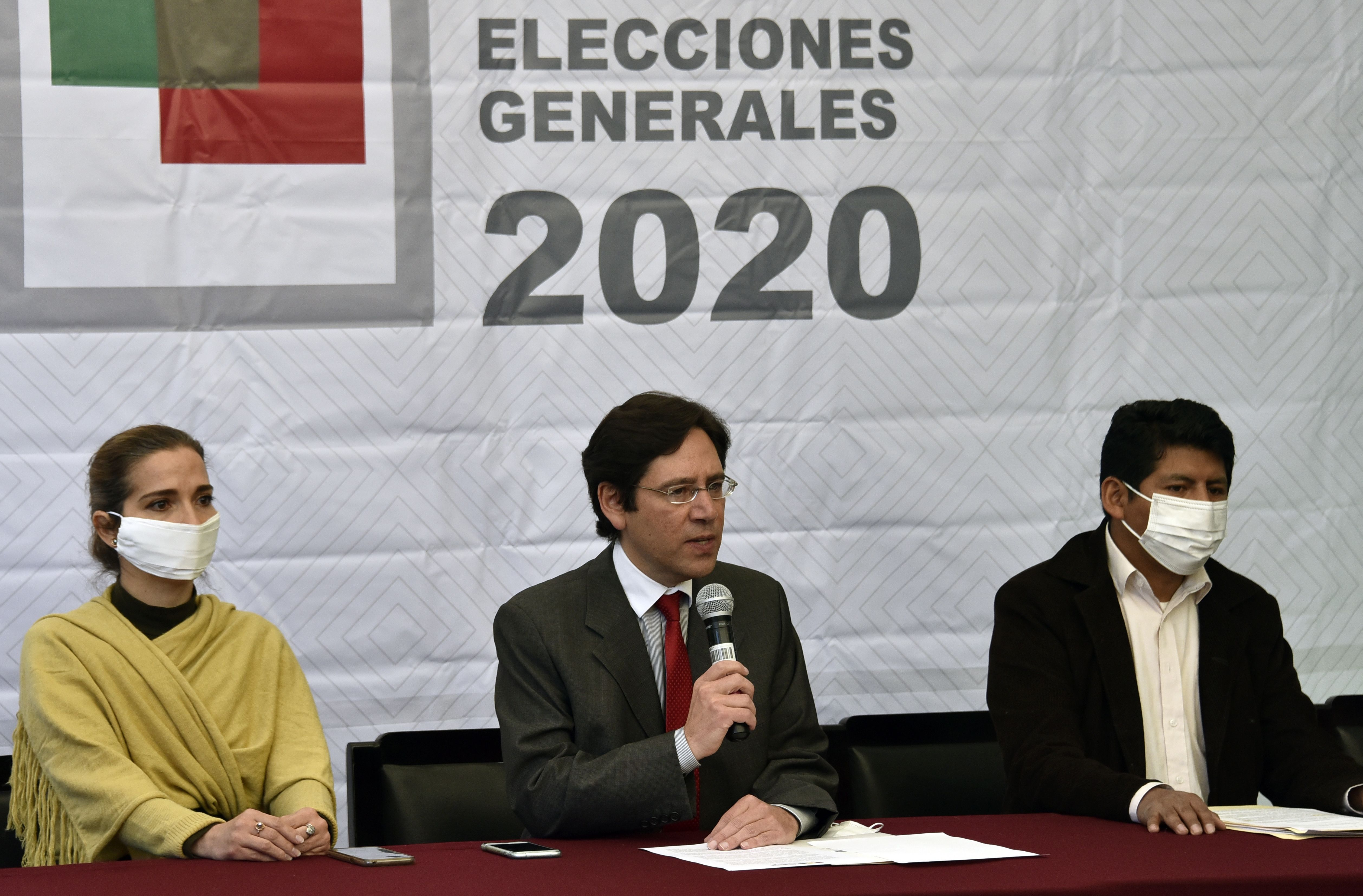 El TSE de Bolivia anuncia el 18 de octubre como fecha definitiva de las elecciones generales