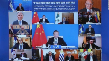 Juego de poder pandémico: es China contra Estados Unidos en América Latina
