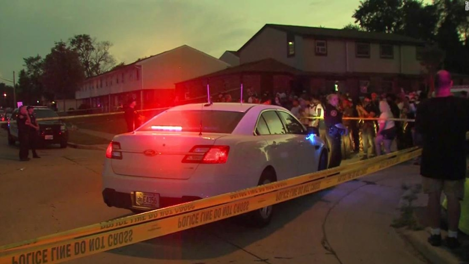 Wisconsin police shoot black man as children watch from car, lawyer says