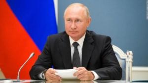 Rusia reclama una victoria en la carrera de las vacunas. Pero, ¿recibirías una vacuna de Vladimir Putin?