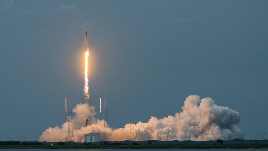 Lanzan con éxito desde Cabo Cañaveral el satélite argentino SAOCOM 1B
