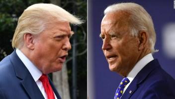Encuesta de CNN: el enfrentamiento entre Biden y Trump se endurece a medida que el entusiasmo alcanza un nuevo récord