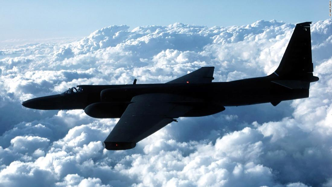 China dice que el avión espía U-2 de Estados Unidos interrumpió sus ejercicios militares