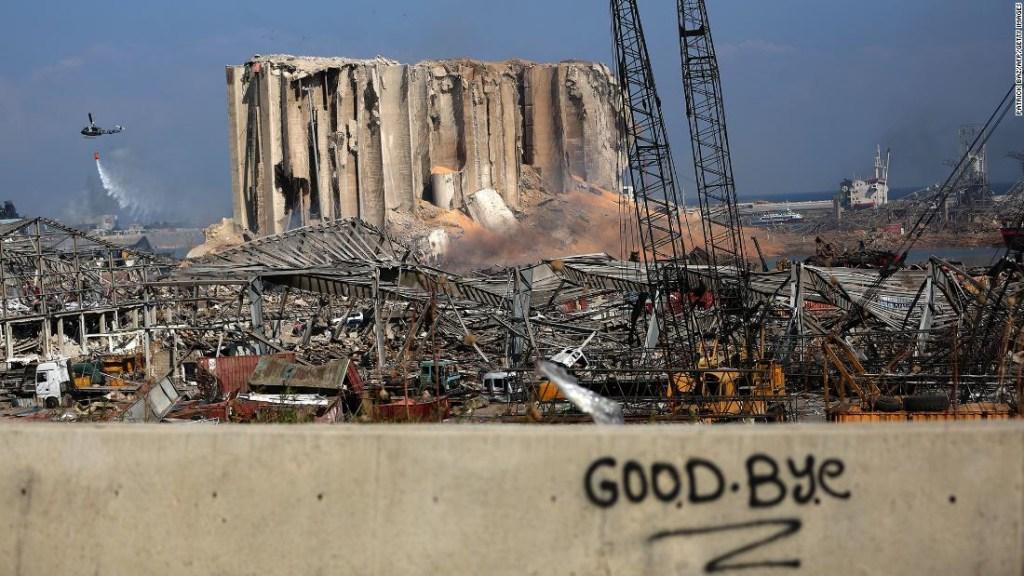 ANÁLISIS Beirut nunca volverá a ser el mismo