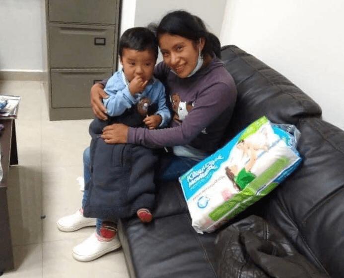 Niño Dylan encuentran sustracción trata personas México