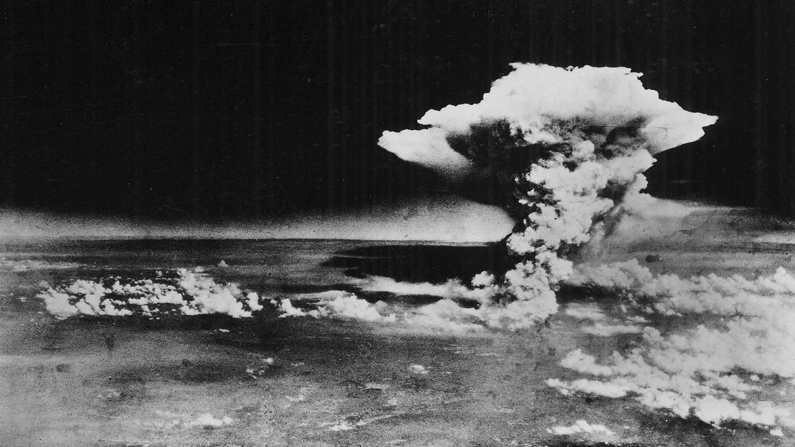 Why did the US drop a nuclear bomb on Hiroshima?