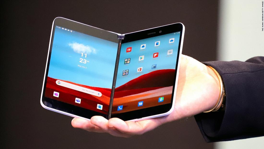 Microsoft Surface Duo llega con un precio de 1.400 dólares: ¿por ...