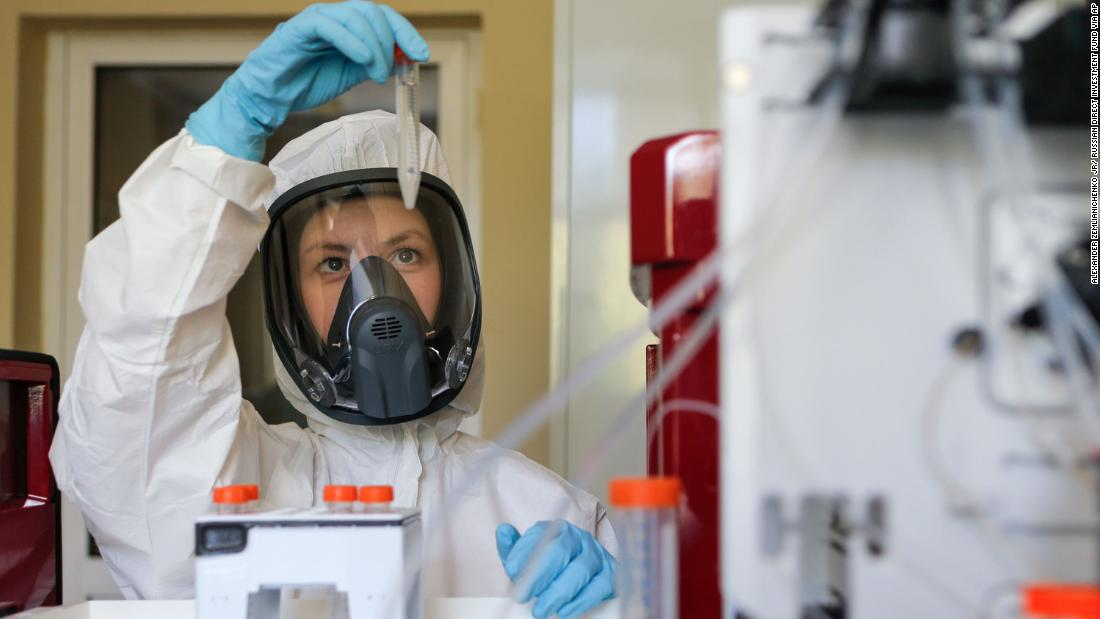 Rusia ofrece su ayuda a EE.UU. con la vacuna de covid-19. La respuesta es un «no»