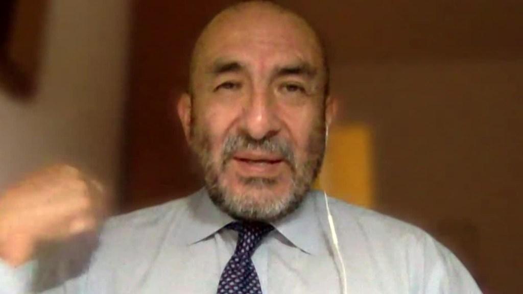 El doctor Huerta probaría la vacuna del covid-19