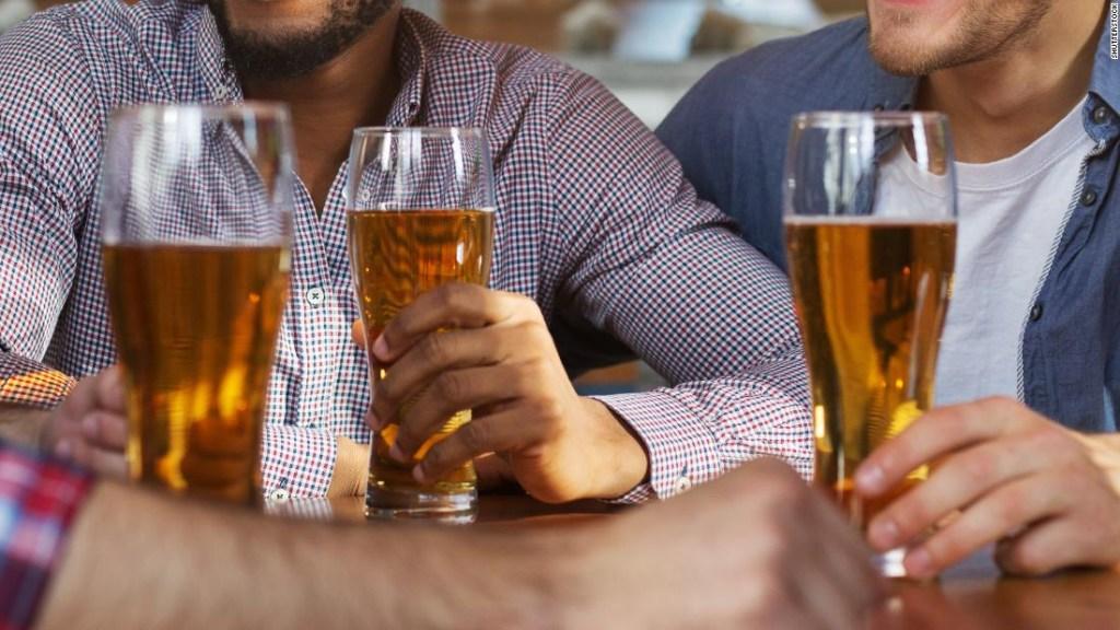 Tu teléfono inteligente podría alertarte cuando estás borracho