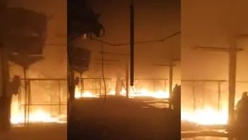 5 cosas para hoy: incendio en una fábrica en El Salvador