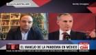 """La epidemia ha sido manejada de manera catastrófica"" en México, dice León Krauze"