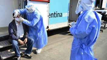 5 cosas: Argentina registra día con más muertes por covid