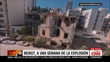 Así es el clima político en Líbano tras la fatal explosión