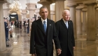 Obama: Biden me hizo un mejor presidente
