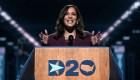 Kamala Harris acepta la candidatura vicepresidencial demócrata