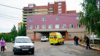 Crítico del Kremlin es hospitalizado tras un supuesto envenenamiento