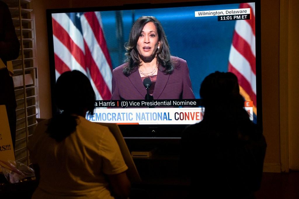 Harris hace un llamado a los estadounidenses para salir a votar
