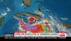 Tormenta tropical Laura pone en alerta a Cuba