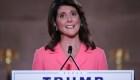 Nikki Haley: Estados Unidos no es un país racista