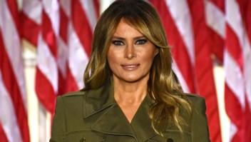 Melania Trump desde la Casa Blanca da cierre a segunda noche de la Convención Republicana