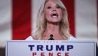 Kellyanne Conway: Trump me ayudó a romper barreras en política