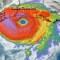 Laura, entre las 10 tormentas más fuertes en la historia de EE.UU.