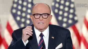 Rudy Giuliani: El plan de los demócratas es no reducir el crimen