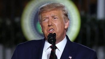 Trump acepta candidatura republicana para su reelección